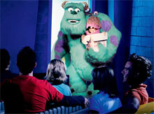 Monsters, Inc. Mike & Sulley to the Rescue