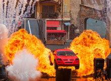 Lights, Motors, Action!® Extreme Stunt Show