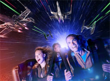 Space Mountain: Mission 2 – Discoveryland®