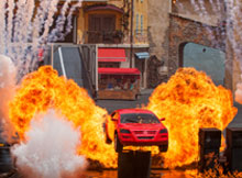 Motors… Action! Stun Show Spectacular – Backlot®