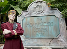 The Twilight Zone Tower of Terror – Production Courtyard®