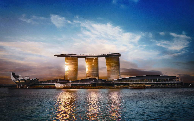 Marina Bay Sands​